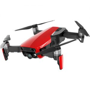 Red Mavic Air